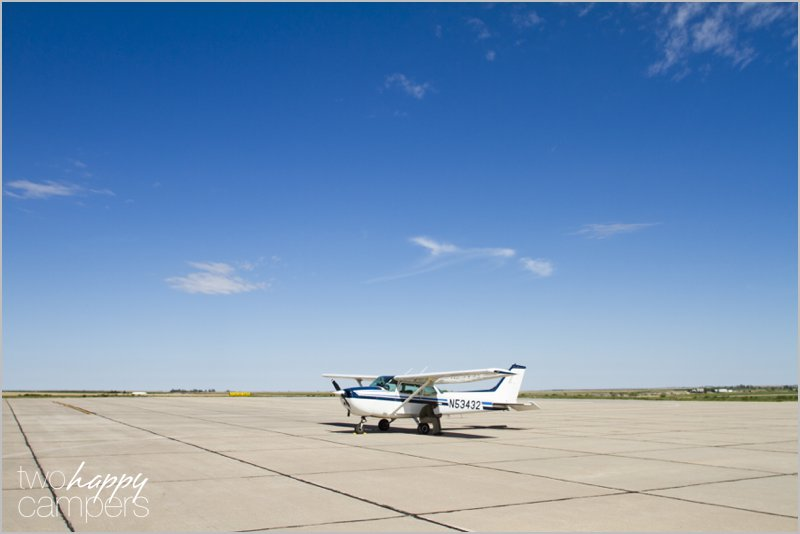 To Iowa and back in a Cessna 172