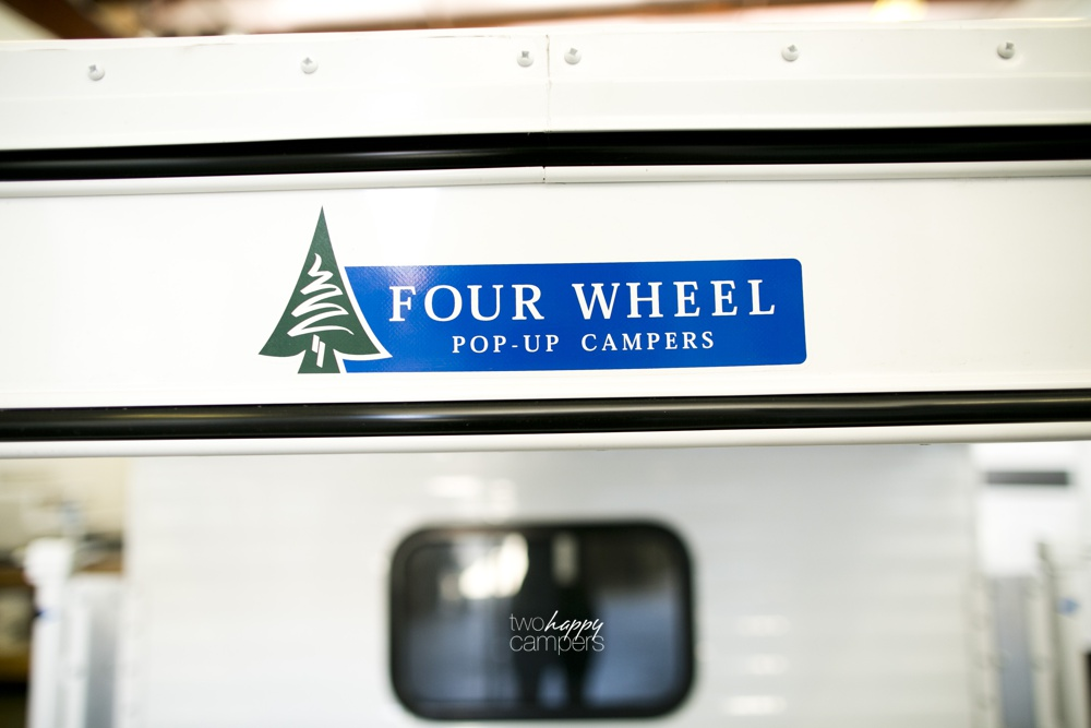 Why Four Wheel Camper is the perfect truck camper for us
