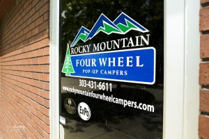 rocky mountain four wheel camper