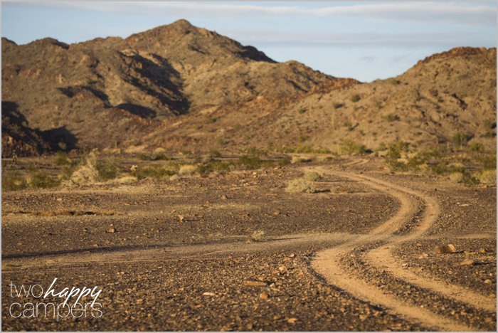 Quartzsite: Finding privacy in the boondocking capital of the world