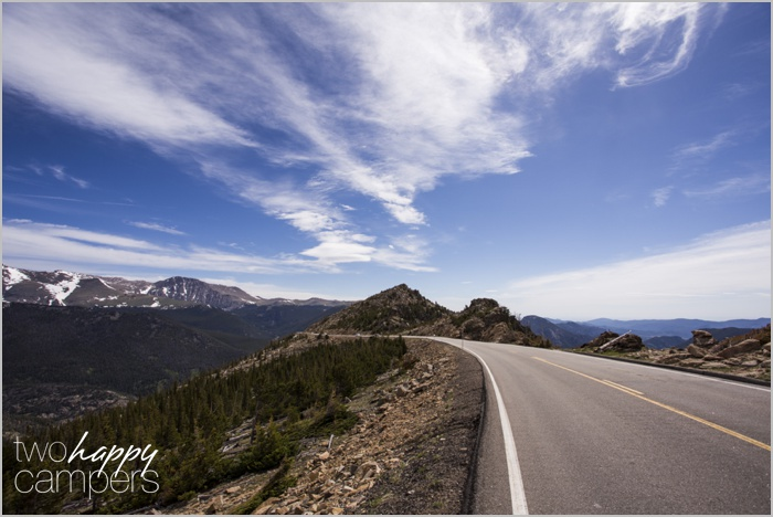 Scenic Drive: Trail Ridge Road