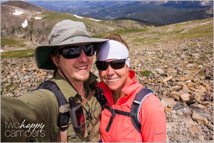 quandry peak hike