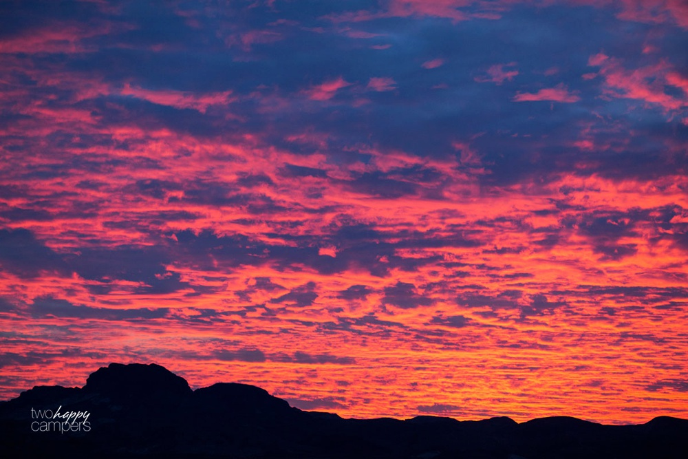 Arizona sunset photography