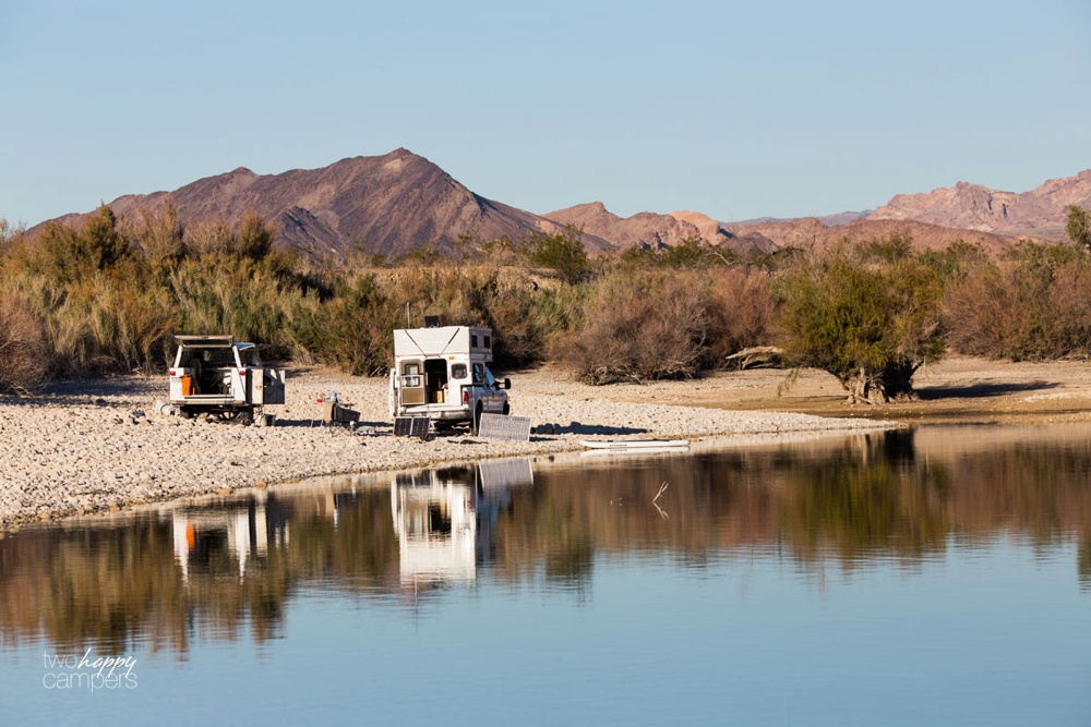6 Favorite Southwest Campsites by Reader Request
