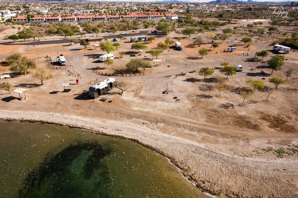 lake havasu state park campground