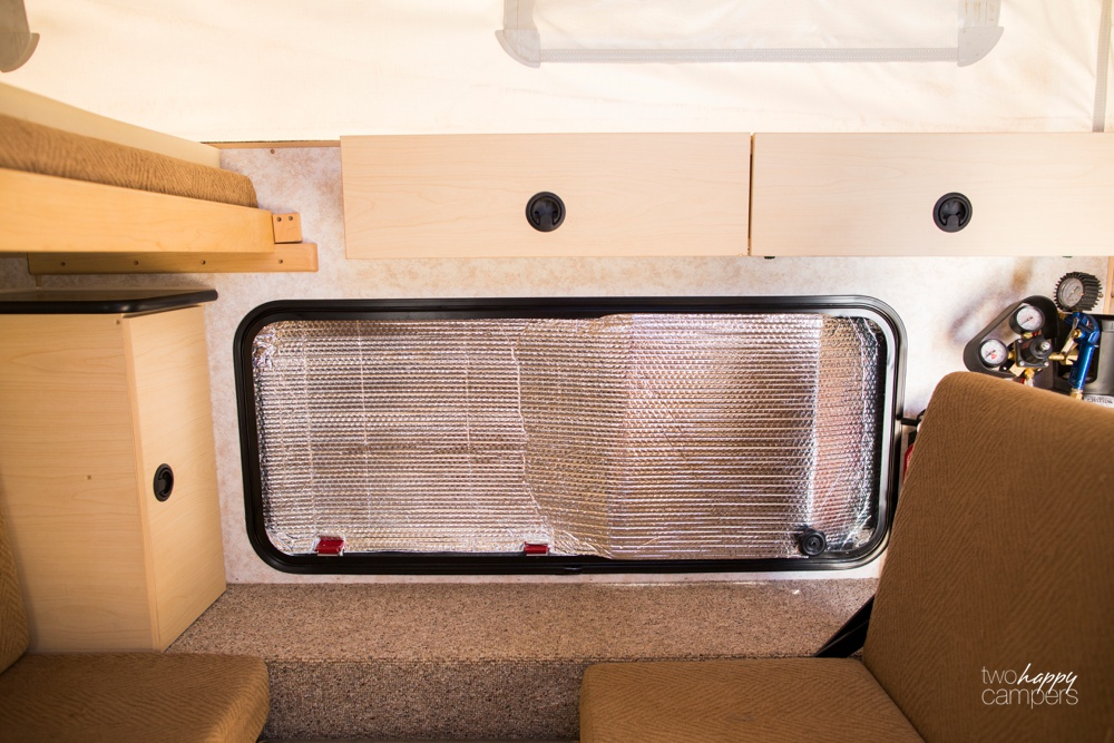 rv window covering