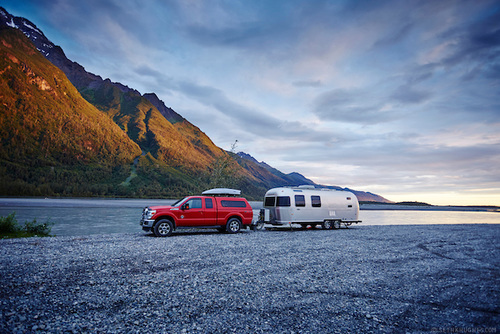 Interview with Seth K. Hughes   Full-time Airstream living
