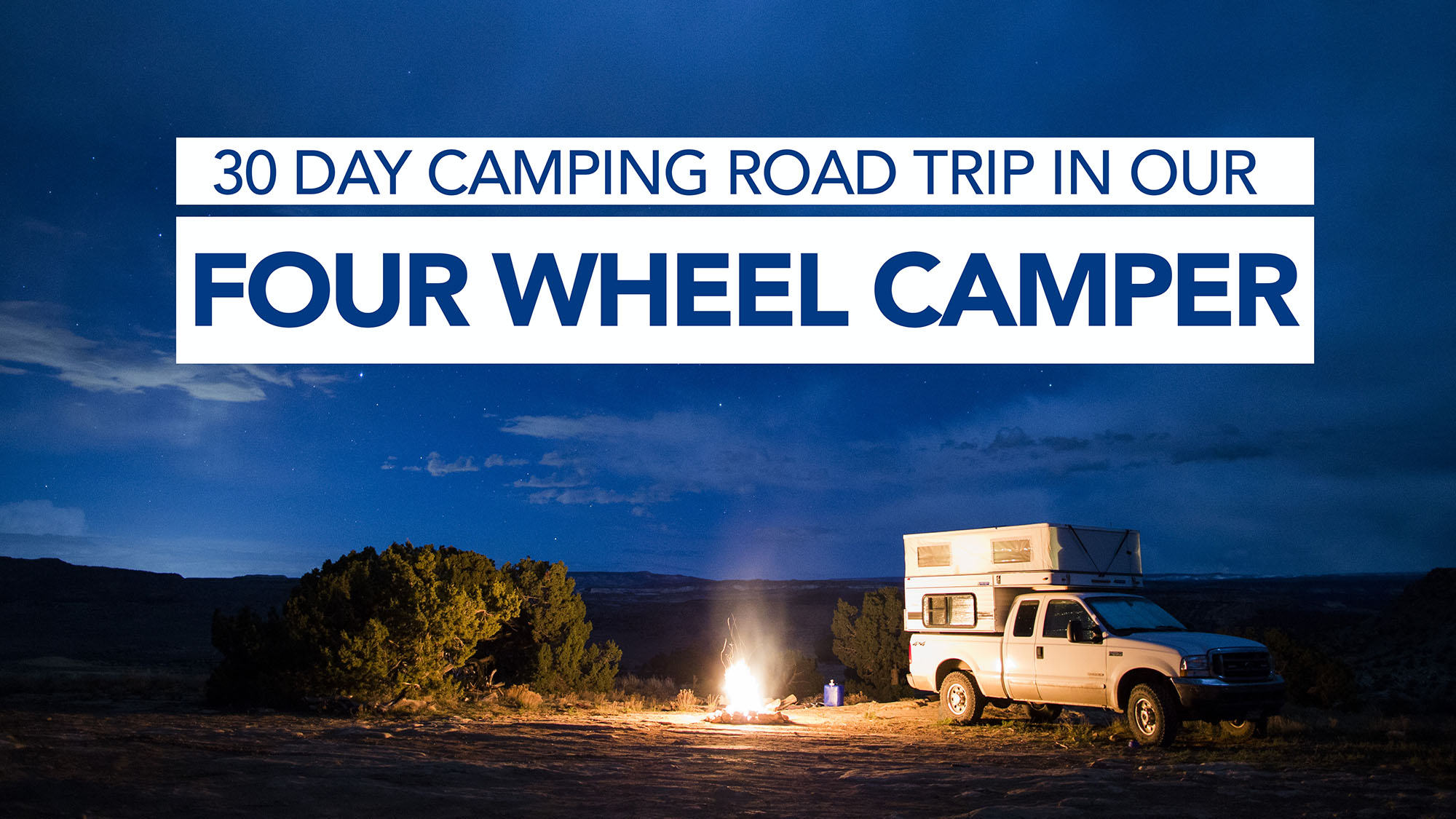 Take a glimpse at the Four Wheel Camper lifestyle