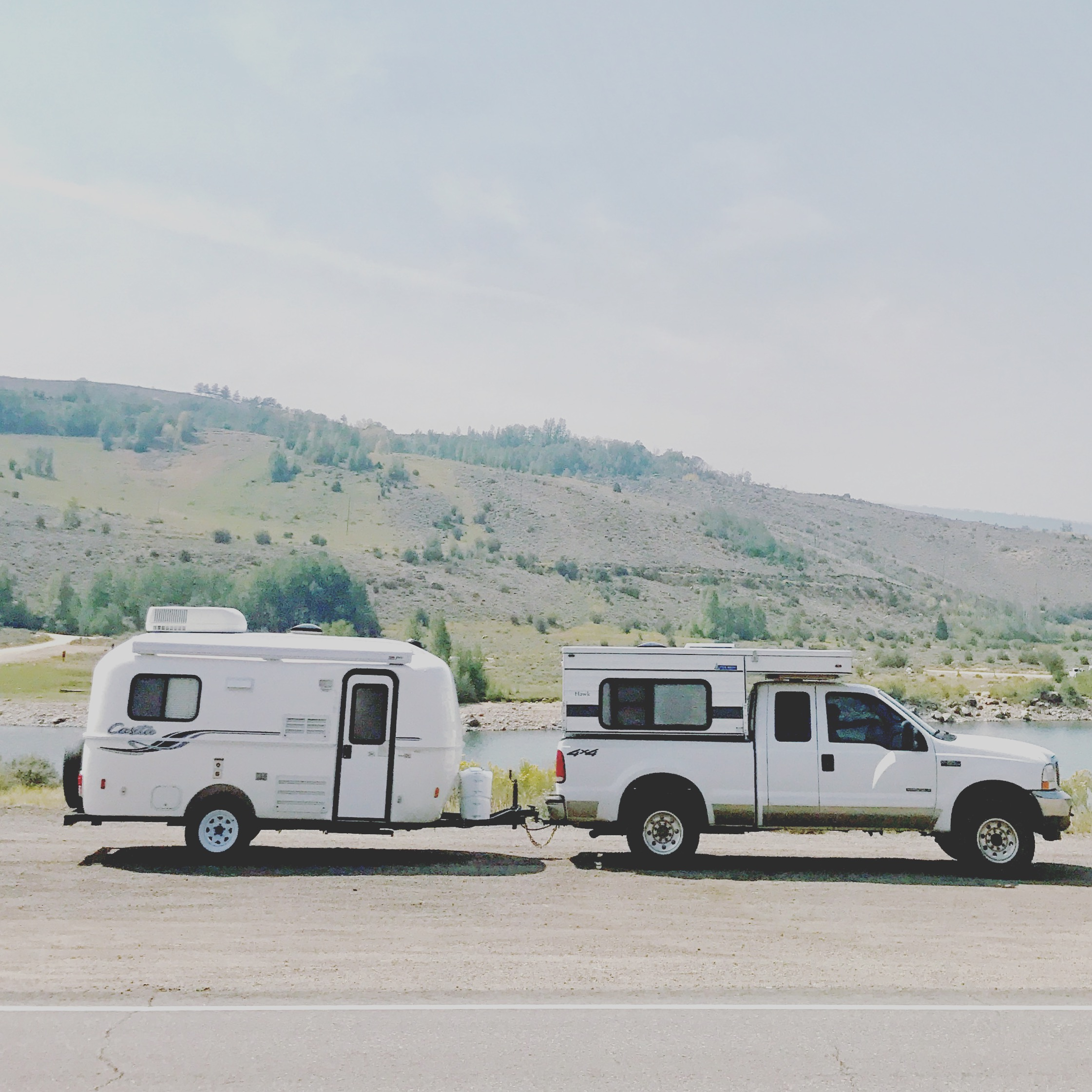 Why we bought a Casita Travel Trailer | Two Happy Campers