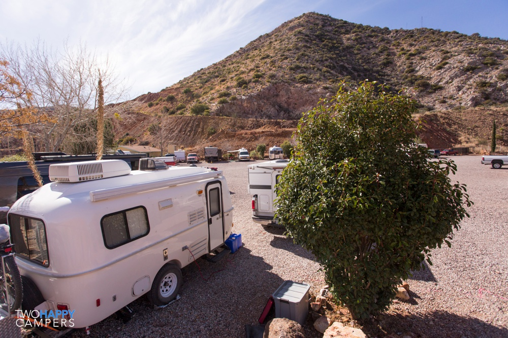 bisbee camping