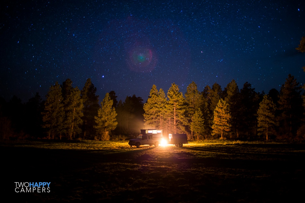 10 elements to the perfect boondocking campsite