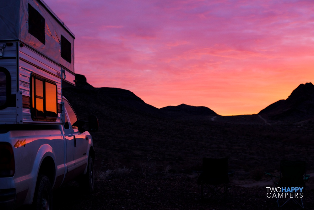 boondocking camping